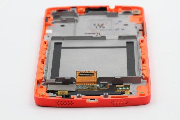 Google Nexus5 (LG D821) フロントパネルASSY 全2色 [14]