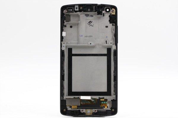 Google Nexus5 (LG D821) フロントパネルASSY 全2色 [4]