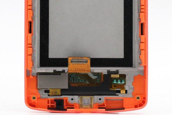 Google Nexus5 (LG D821) フロントパネルASSY 全2色 [10]