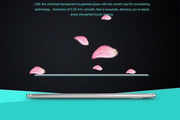 【ネコポス送料無料】Huawei Mate8 強化ガラスフィルム ナノコーティング 硬度9H  [5]