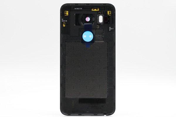 【ネコポス送料無料】Google Nexus5X バックカバーASSY ブラック [2]