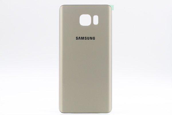 【ネコポス送料無料】Galaxy Note5 (SM-N920) バックカバー 全4色 [3]