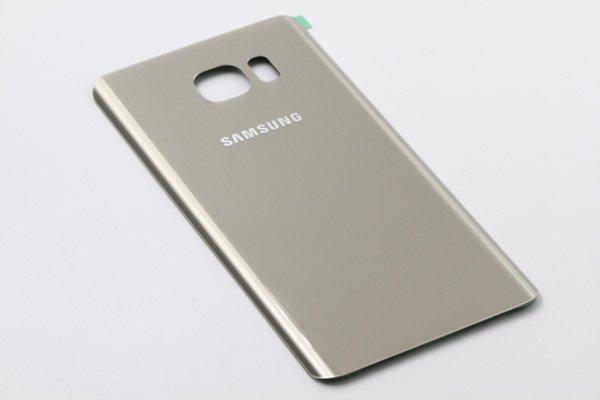 【ネコポス送料無料】Galaxy Note5 (SM-N920) バックカバー 全4色 [9]