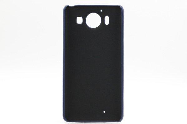 【ネコポス送料無料】Microsoft Lumia950 レザーケース全5色  [2]