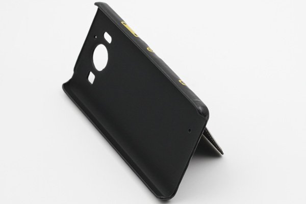 【ネコポス送料無料】Microsoft Lumia950 レザーケース全5色  [14]