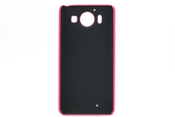 【ネコポス送料無料】Microsoft Lumia950 レザーケース全5色  [4]
