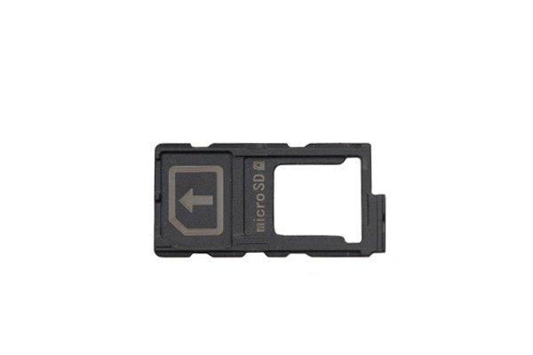 【ネコポス送料無料】Xperia Z5 (E6653 SO-01H SOV32) SIMカードトレイ