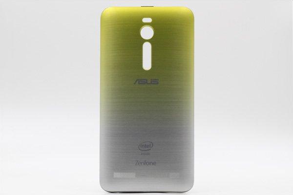 【ネコポス送料無料】ASUS Zenfone2 (ZE551ML) 背面カバー Fusion シリーズ 全3色 [1]