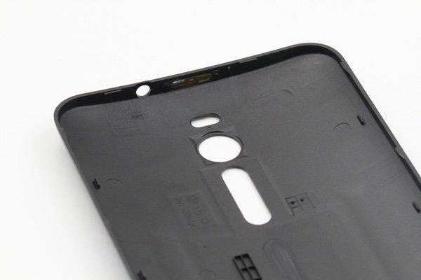 【ネコポス送料無料】ASUS Zenfone2 (ZE551ML) 背面カバー Fusion シリーズ 全3色 [15]