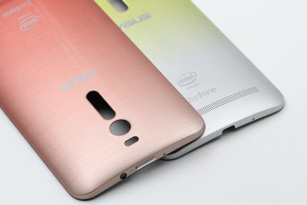 【ネコポス送料無料】ASUS Zenfone2 (ZE551ML) 背面カバー Fusion シリーズ 全3色 [9]