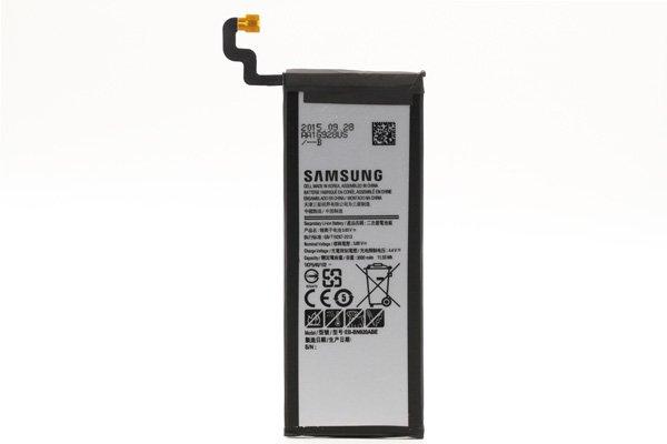 【ネコポス送料無料】Galaxy Note5 (SM-N9200) バッテリー 3000mAh [1]