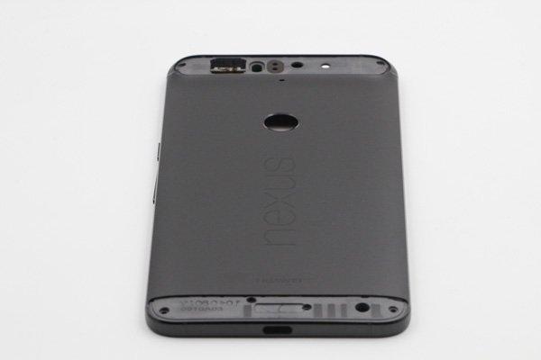 【ネコポス送料無料】Google Nexus6P バックカバー 全4色 [14]