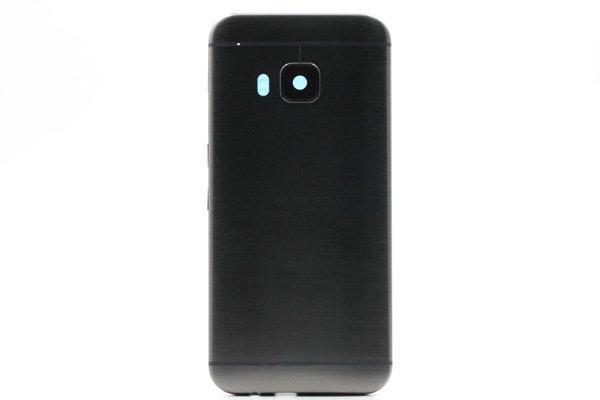 【ネコポス送料無料】HTC One (M9) バックカバーASSY グレー [1]