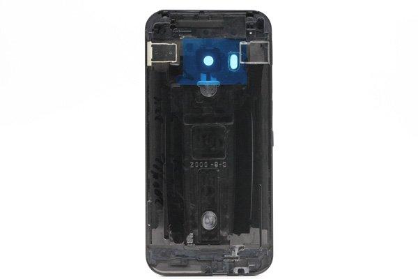 【ネコポス送料無料】HTC One (M9) バックカバーASSY グレー [2]
