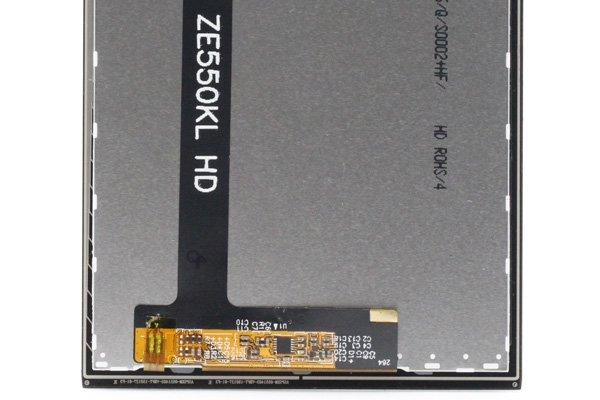 ASUS Zenfone2 Laser Dual (ZE550KL) フロントパネルASSY [4]