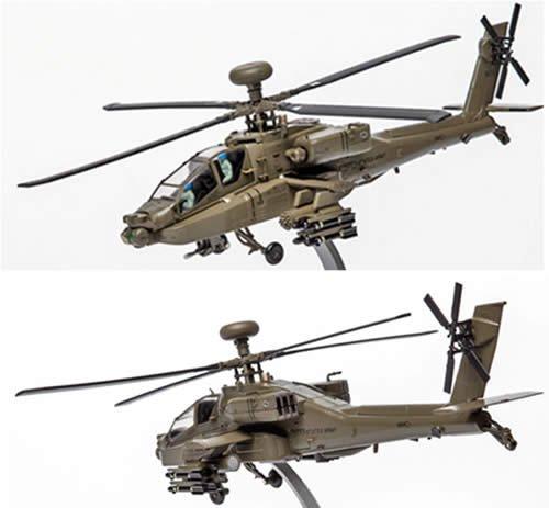 Air Force 1】1/72 AH-64 アパッ...