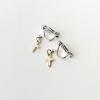 925クロスシルバーイヤリング -925 Cross Silver Earrings(品番:ES13 E)