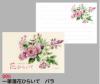 一筆箋花ひらいて バラ 006