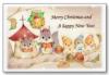 クリスマスハガキ CRH-14