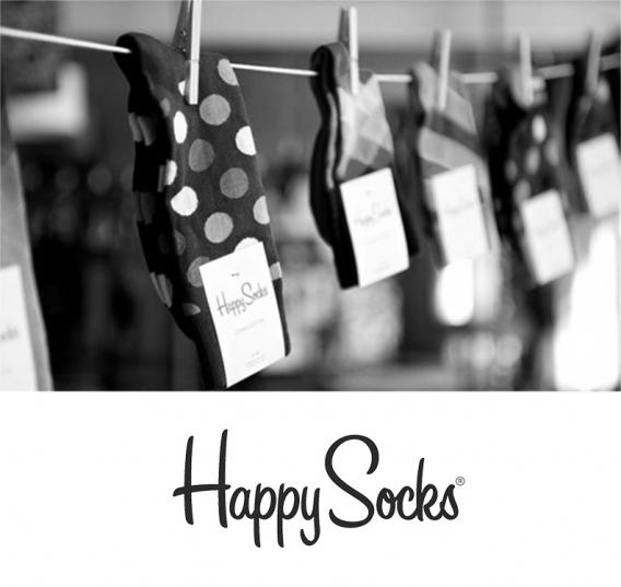 Happy Socks(ハッピーソックス)