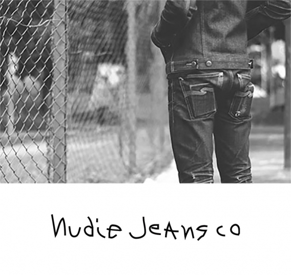 Nudie Jeans(ヌーディージーンズ)