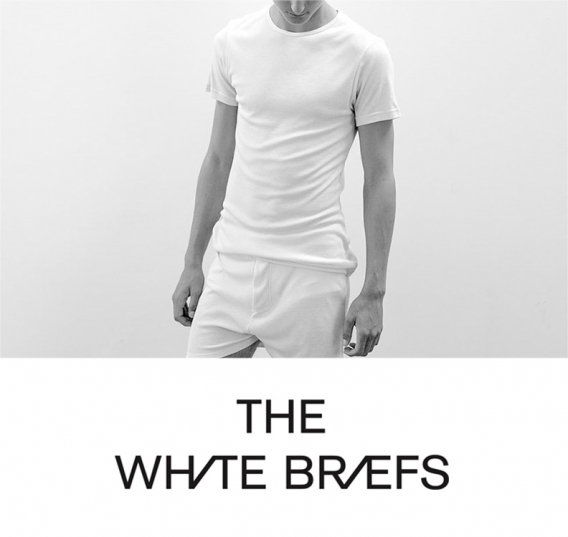 THE WHITE BRIEFS(ザホワイトブリーフス)