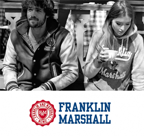 FRANKLIN&MARSHALL(フランクリン&マーシャル)