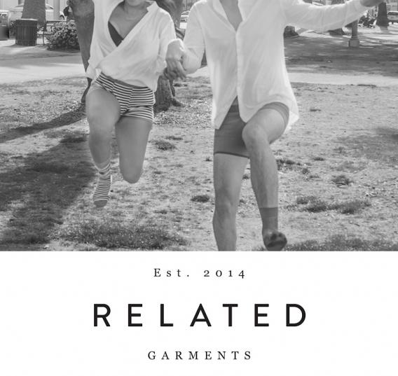 RELATED GARMENTS(リレイテッドガーメンツ)