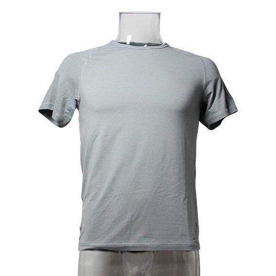 ポロラルフローレン :X-TEMP UNDERWEAR RAGLAN CREW Tシャツ(ミュージアムグレイ)