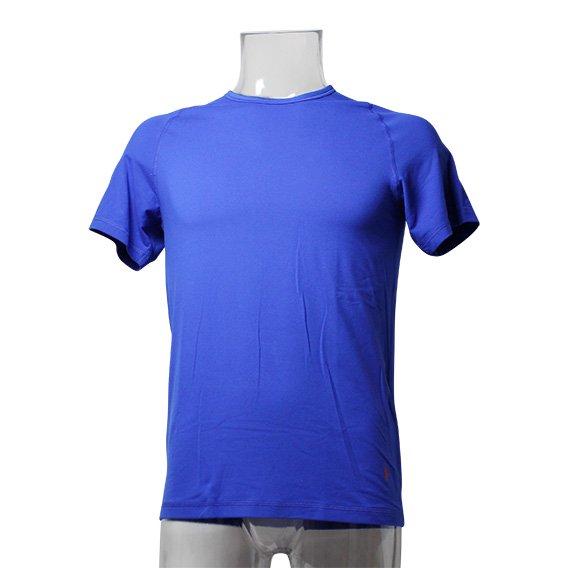 ポロラルフローレン :X-TEMP UNDERWEAR RAGLAN CREW Tシャツ(パシフィックロイヤル)