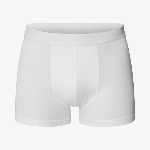 �֥�åɡ��ܥ���������BREAD&BOXERS MEN'S SINGLE BOXER BRIEF (�ۥ磻��)