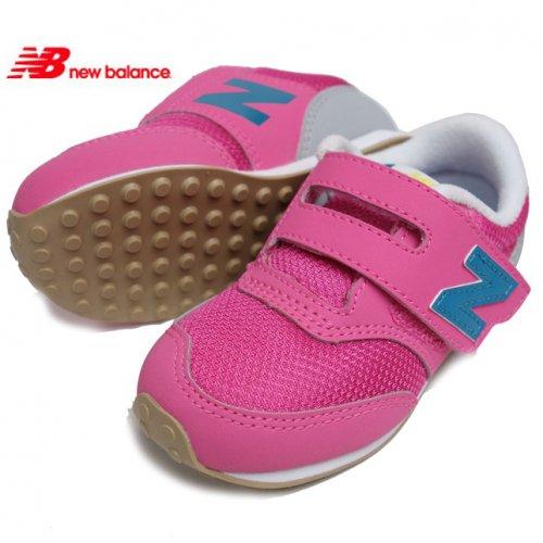 NEW BALANCE ニューバランス K620 PYI ベビー キッズ スニーカー ピンク