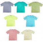 SAINT JAMES セントジェームス ピリアック ボーダー シャツ カットソー 半袖 Tシャツ メンズ レディース