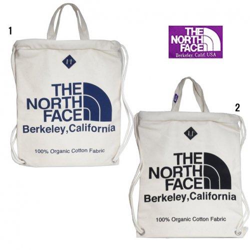 ノースフェイスパープルレーベル Canvas Logo Nap Sac キャンバス ロゴ ナップサック 2WAY バッグ ナナミカ  THE NORTH FACE NN7618N