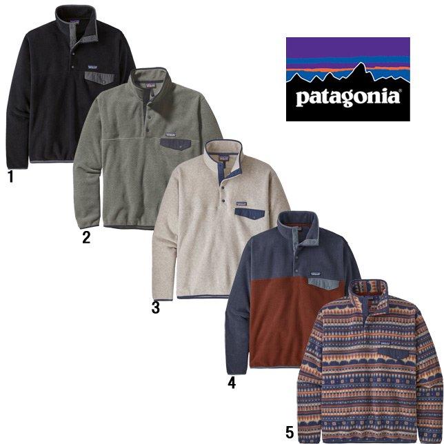 patagonia パタゴニア メンズ ライトウェイト シンチラ スナップT プルオーバー フリースプルオーバー 25580