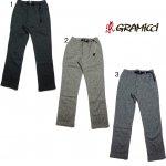 グラミチ Gramicci メンズ ボンディング ニット フリース NNパンツ ジャストカット GMP-18F007