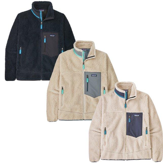 patagonia パタゴニア メンズ クラシック レトロX ジャケット フリースジャケット 23056