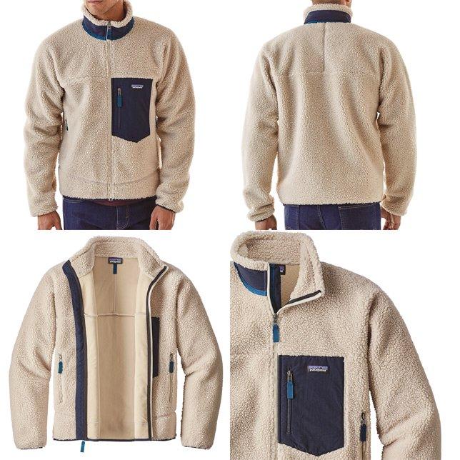長崎県佐世保市patagonia パタゴニア メンズ クラシック レトロX ジャケット フリースジャケット 23056