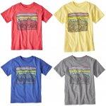 パタゴニア patagonia ベビー フィッツロイ スカイズ オーガニック Tシャツ キッズ 60419