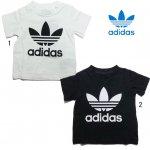 アディダス オリジナルス トレフォイル Tシャツ ベビー キッズ adidas INFANT TREFOIL SHORT TEE FUH74