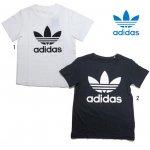 アディダス オリジナルス トレフォイル Tシャツ キッズ adidas KIDS TREFOIL SHORT TEE FUH60