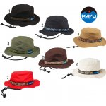 KAVU カブー ストラップ バケットハット HAT メンズ レディース ユニセックス ハット 帽子