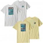 パタゴニア メンズ コスミック ピークス オーガニック Tシャツ 38425 patagonia メンズ プリントTシャツ