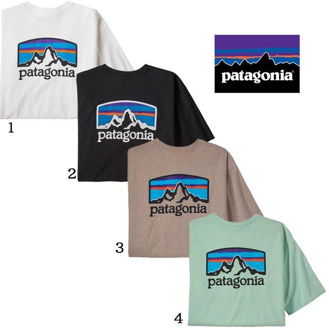 長崎県佐世保市パタゴニア メンズ フィッツロイ ホライゾンズ レスポンシビリティー 38501 patagonia メンズ プリントTシャツ