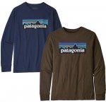 パタゴニア patagonia ボーイズ ロングスリーブ グラフィック オーガニック 長袖 Tシャツ 62229 ジュニア キッズ 子供
