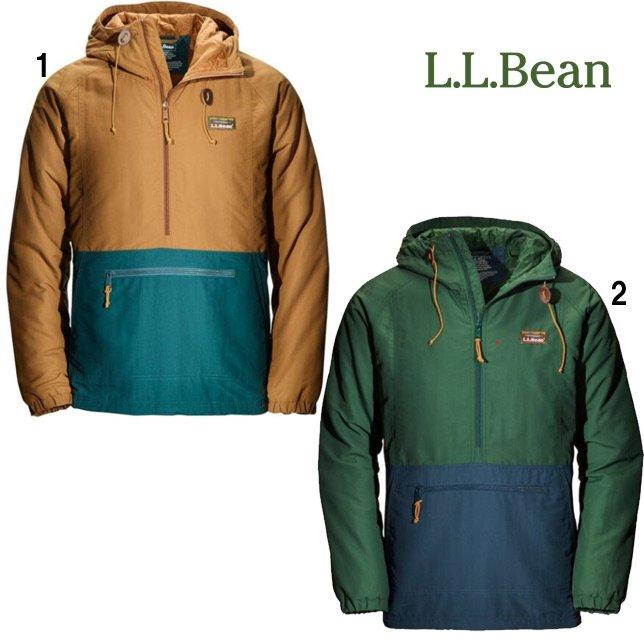 L.L. Bean LL Bean エルエルビーン メンズ マウンテン クラシック アノラック インサレーテッド カラーブロック 504971 日本サイズ