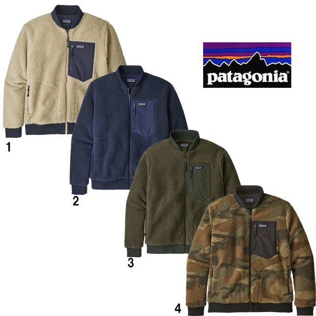 patagonia パタゴニア メンズ  レトロX ボマージャケット フリースジャケット 22830