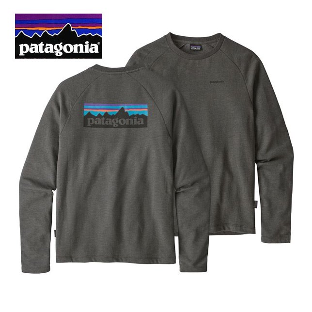 長崎県佐世保市パタゴニア patagonia メンズP-6 ロゴ ライトウェイト スウェットシャツ クルーネック スウェット トレーナー 39550