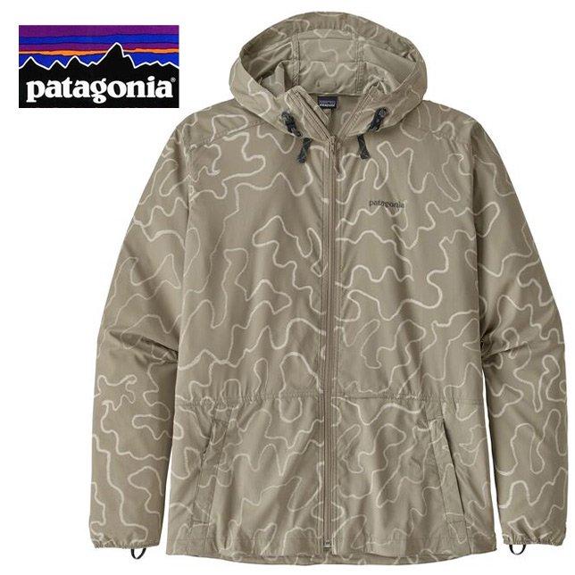 長崎県佐世保市patagonia パタゴニア メンズ ストレッチ テール プレーニング フーディ 86186 ナイロンパーカー
