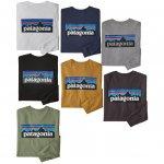 パタゴニア メンズ ロングスリーブ P-6 ロゴ レスポンシビリティー 長袖 Tシャツ ロンT 38518 PATAGONIA